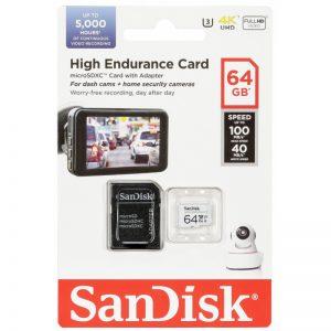 SD karta Sandisk 64GB